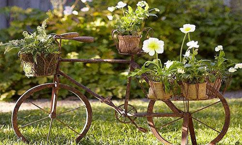 ایده های کم هزینه برای دکوراسیون باغ